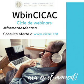 WbinCICAC Cicle de webinars